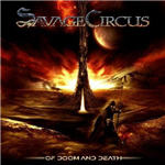 Cover of Savage Circus � Of Doom And Death