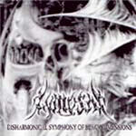 Zymosis - Disharmonical Symphony Of Black Dimensions