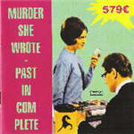 Cover of Murder She Wrote - Past Incomplete