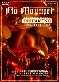 Mounier, Flo - Extreme Metal Drumming 101