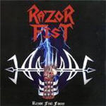 Razor Fist - Razor Fist Force