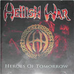 Cover of Hellish War - Heroes Of Tomorrow