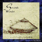 Cover of Seventh Wonder - Temple In The Storm