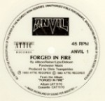 Forged In Fire (Flexidisc)