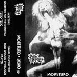 Morituro (Demo- Tape) (as BODY GRINDER)