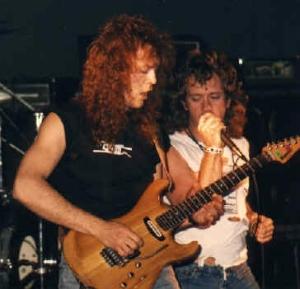 Paul & Terry