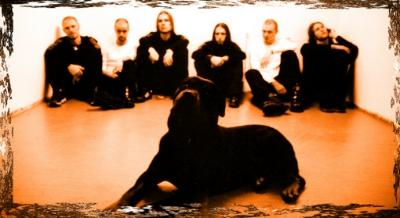 Band mit Hund