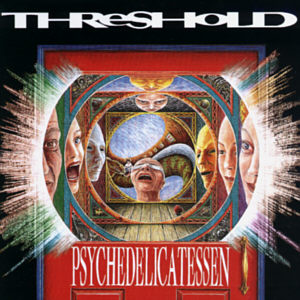 Cover 'Psychedelicatessen'