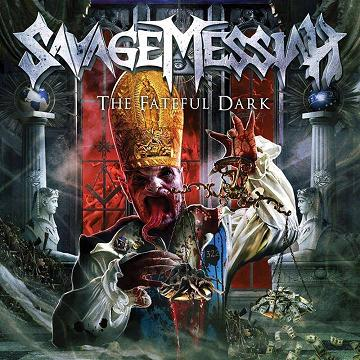 savage messiah fateful dark cover