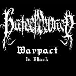 Hatecrowned – Warpact in Black