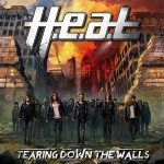 H.E.A.T – Tearing Down The Walls