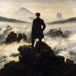 Der Wanderer Uber dem Nebelmeer