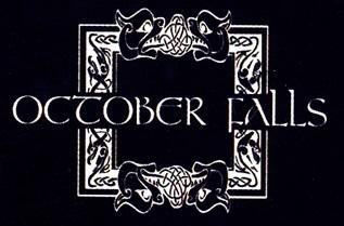 October Falls Logo