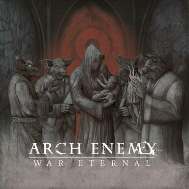 arch enemy war eternal cover