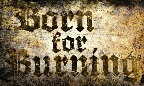 Born for Burning Logo