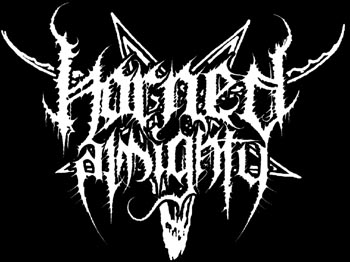 Horned Almighty - Logo