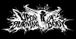 Upon a Burning Body Logo