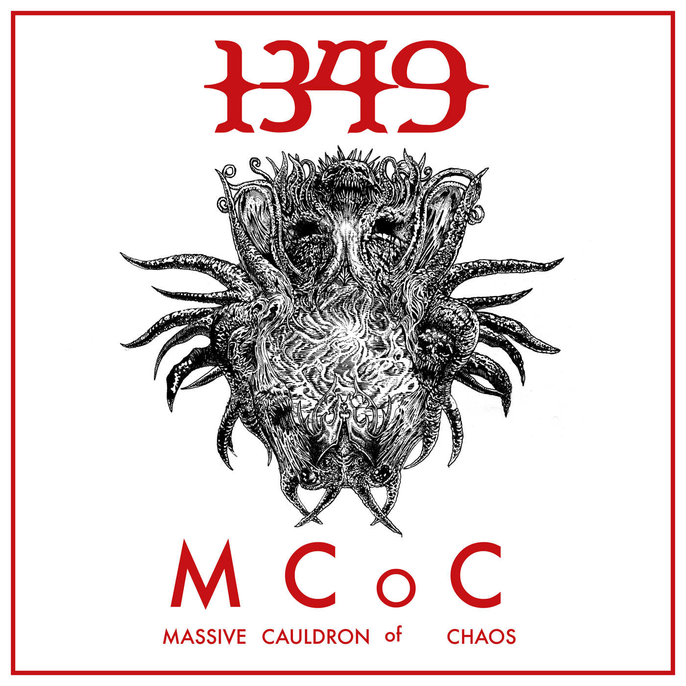 1349 Massive Cauldron Of Chaos FRONTCOVER