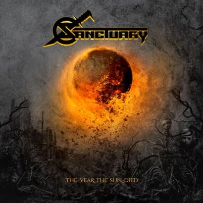 Sanctuary The Year the Sun Died Cover