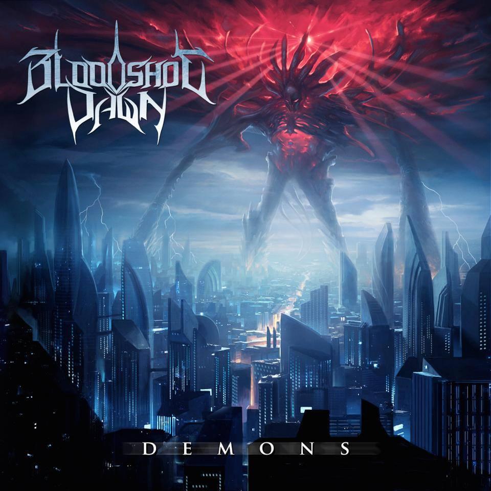 Bloodshot Dawn - Demons Artwork