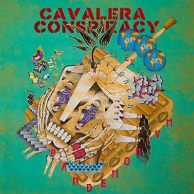 Cavalera Conspiracy - Pandemonium