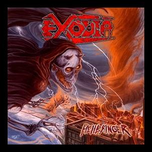Exodia - Hellbringer Cover