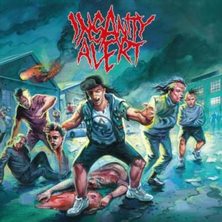 Insanity Alert - Insanity Alert Cover