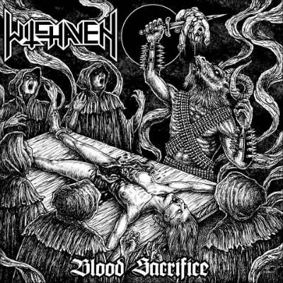 Witchaven - Blood Sacrifice Cover