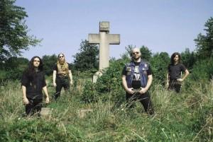 Crypt Sermon band