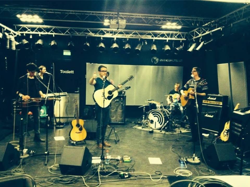 Glittertind Rehearsal