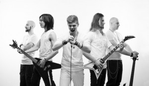 Heathen Foray band