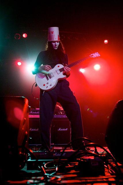 Buckethead Photo