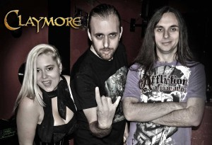 Claymorean band