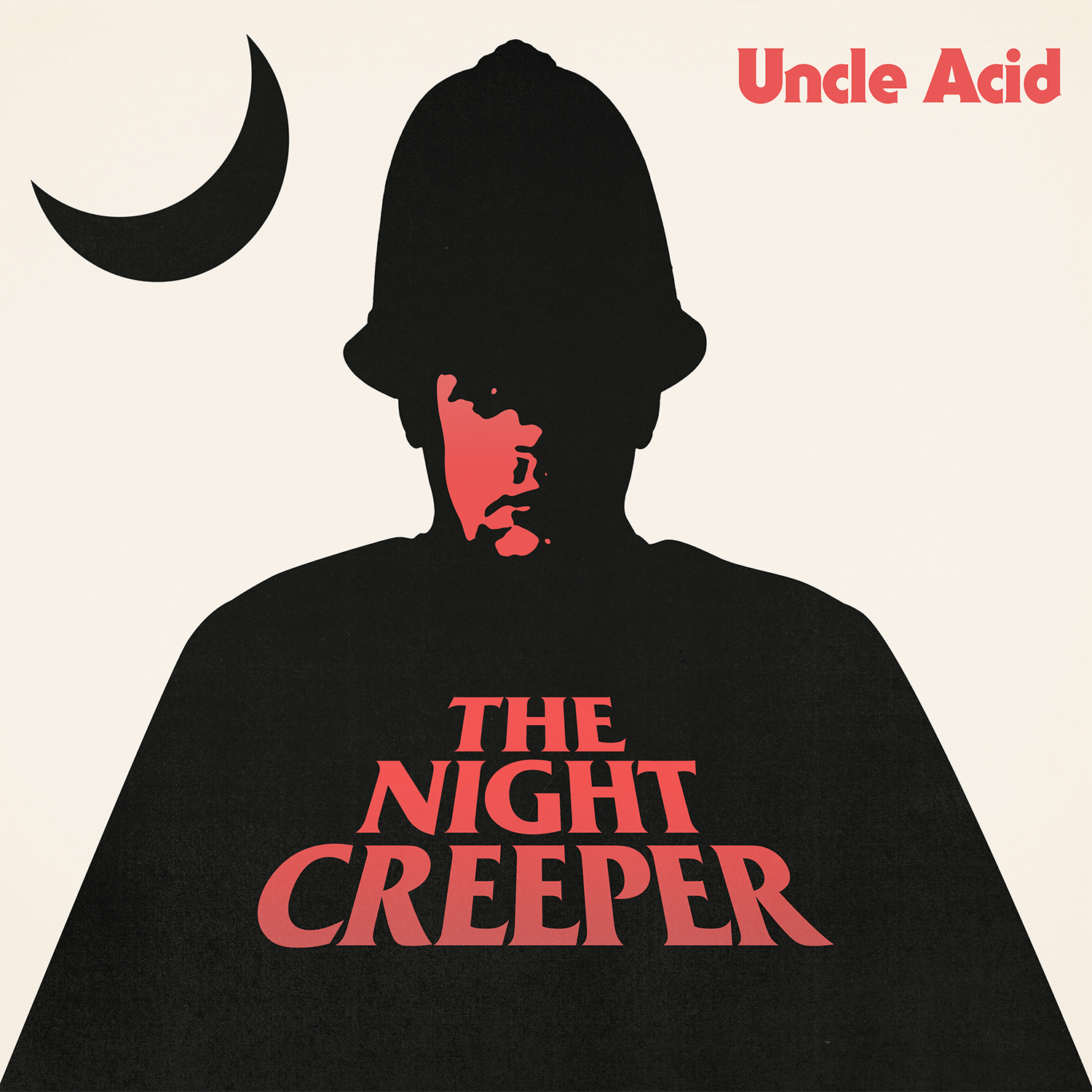 The Night Creeper - Front cover