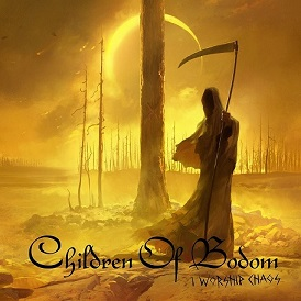Children of Bodom I Worship Chaos