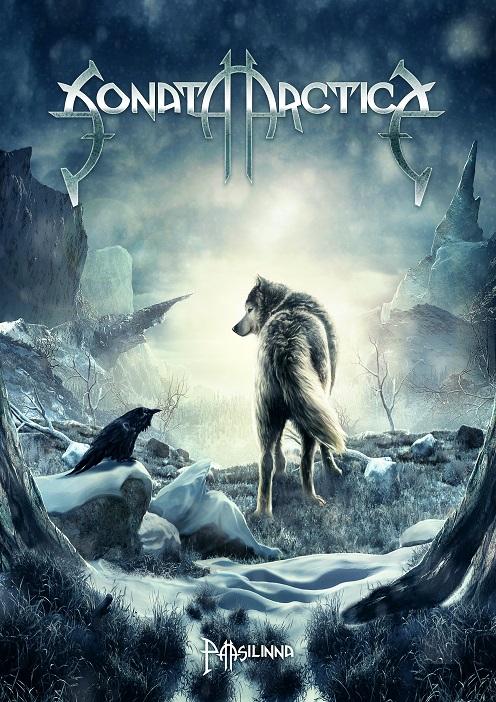 Sonata-Arctica-kirjan-kansi