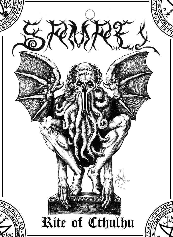 Samael - Rite of Cthulhu - from Black Death Nostalgia