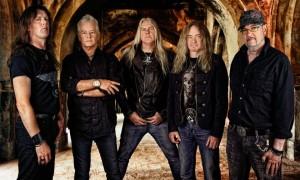 Saxon band