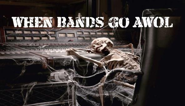 awol bands logo