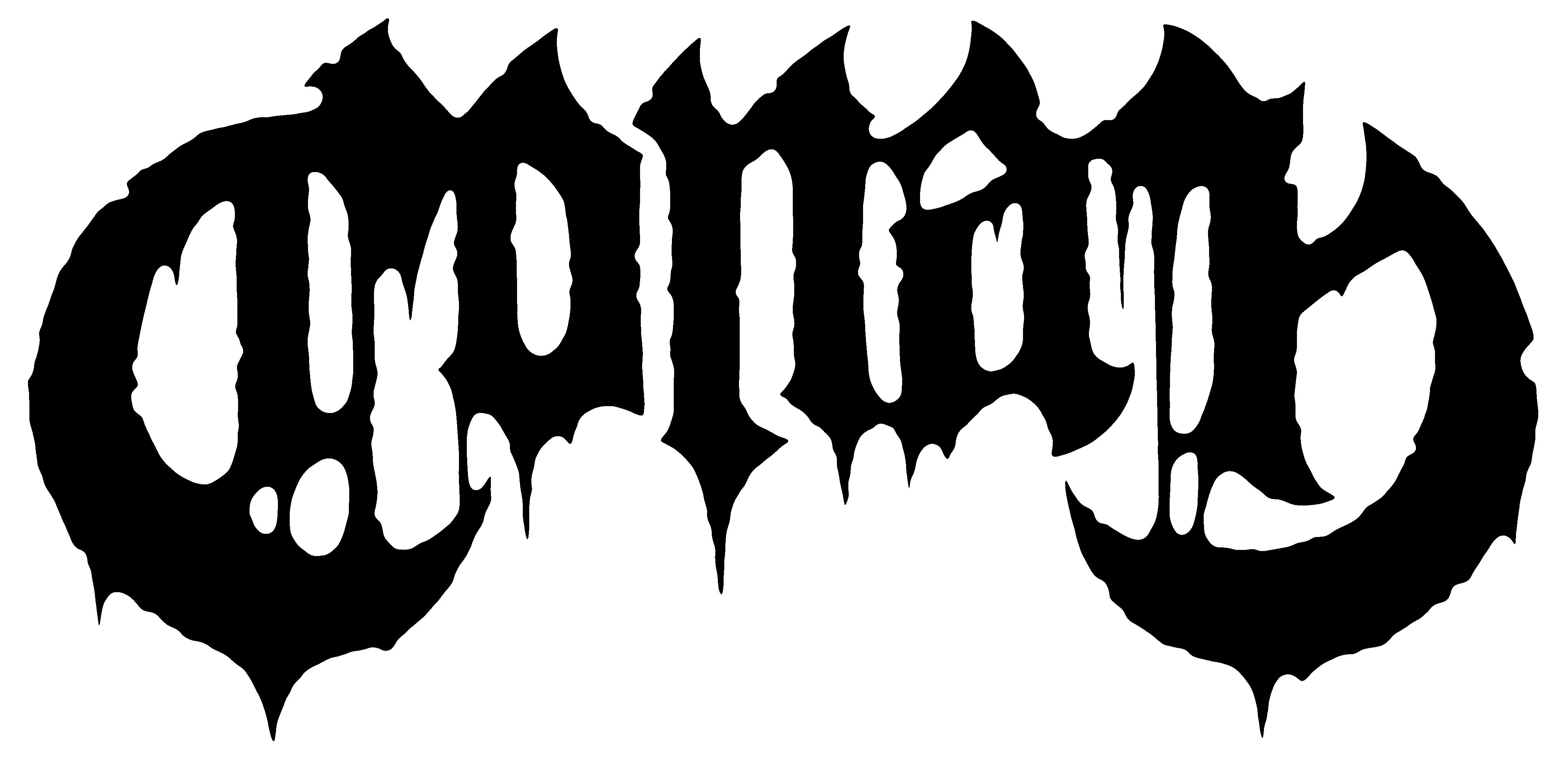 2015 Conan Logo Blooded