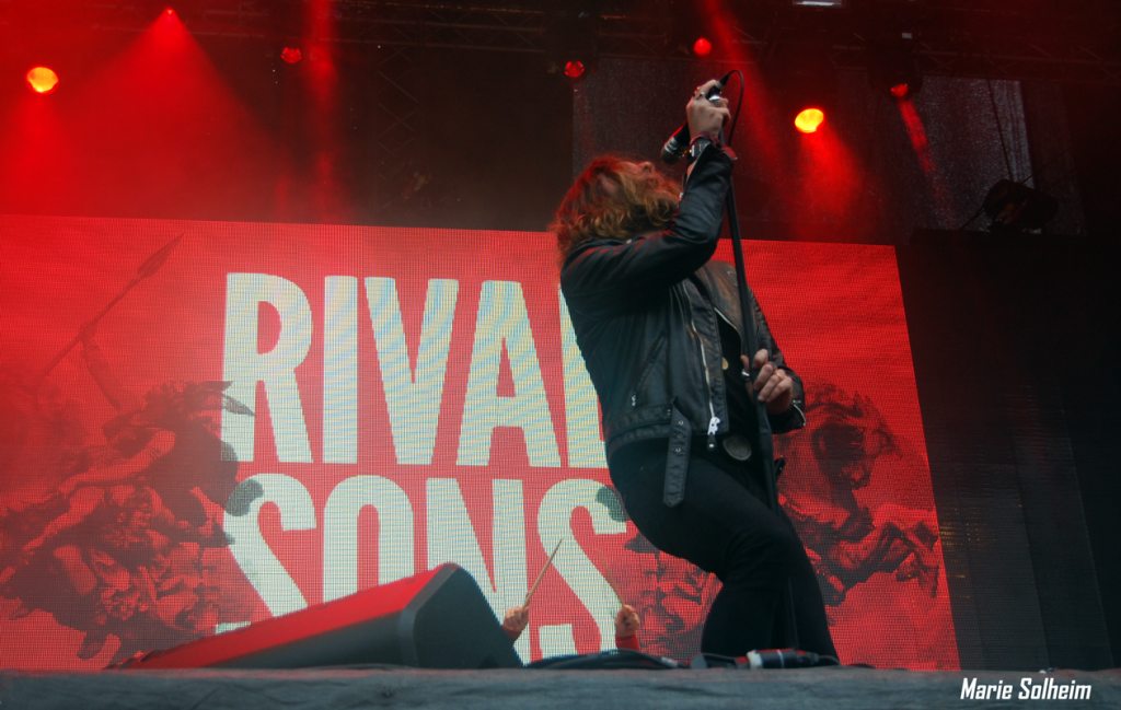 Rival Sons by Marie Solheim