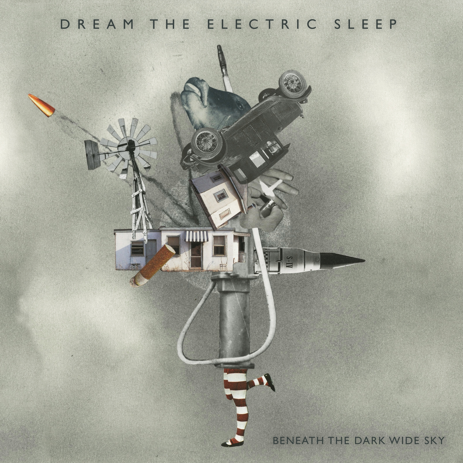 Dream The Electric Sleep cover
