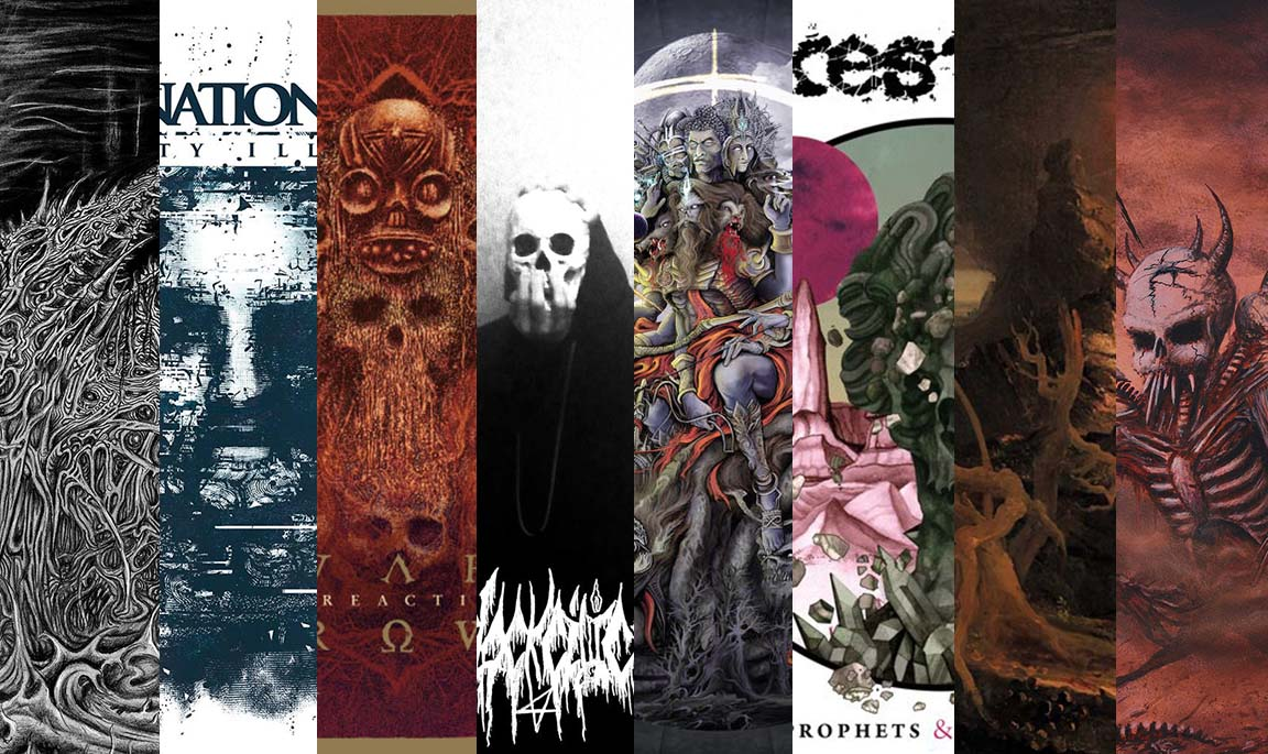 The Metal Observer - March Albums