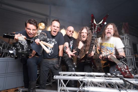 Sacred Steel band