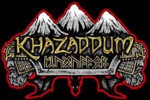 Khazaddum logo