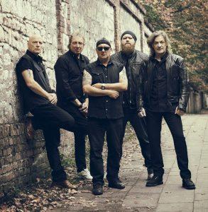 Mythra - Band Photo